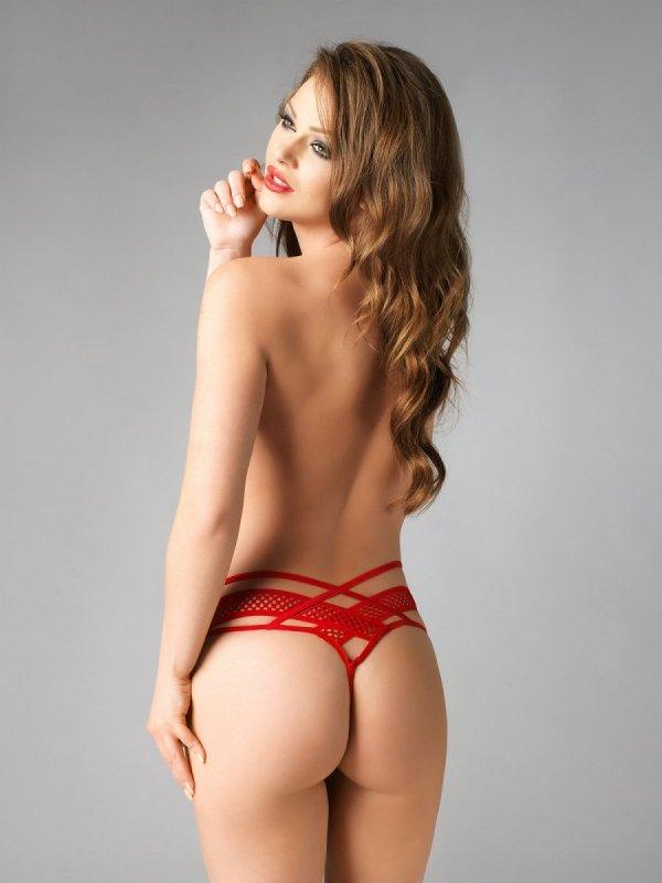 Stringi Amber red Me Seduce