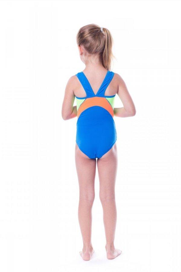 Kostium kąpielowy dziewczęcy Shepa 045 (B4D16/11)