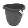 Luma, zestaw kąpielowy, 8 elem. dark grey