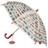 Rex, parasolka dla dzieci, autka