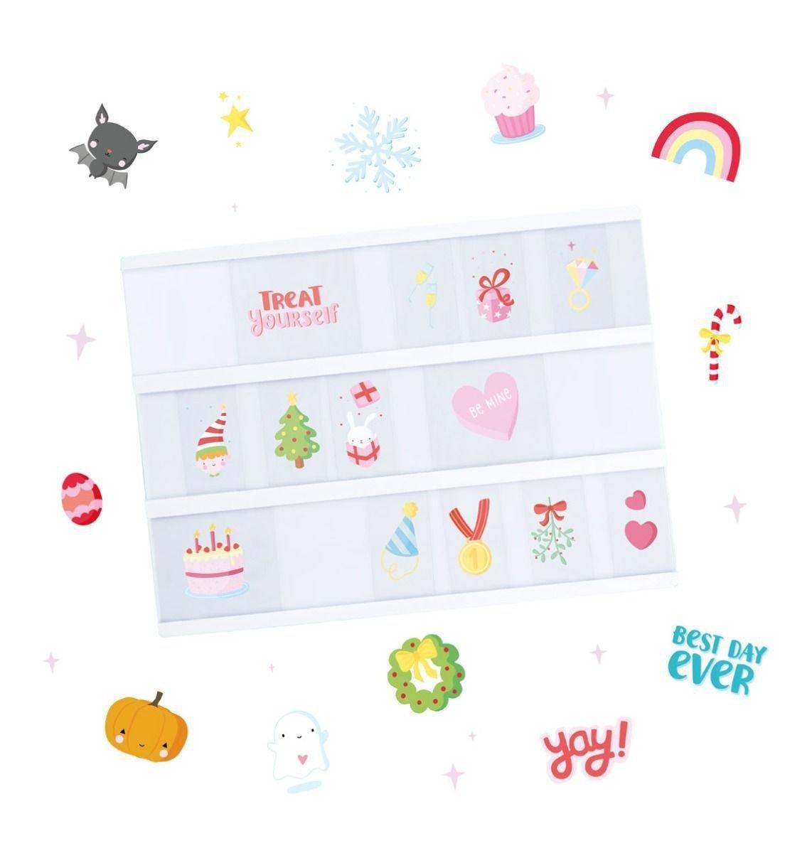 A Little Lovely Company, zbiór znaków, Celebration - fruttidimamma
