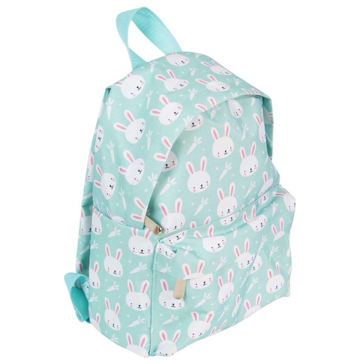 A Little Lovely Company, plecak mały, króliczki - fruttidimamma com