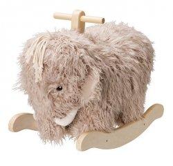 Kids Concept, mamut, zabawka bujana,