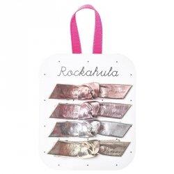 Rockahula Kids, 4 spinki do włosów, Jazzy Rainbow