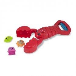Melissa and Doug, zabawka do kąpieli, homar ze szczypcami