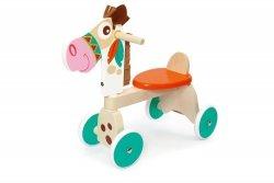 Scratch, jeździk kołowy Indian Pony