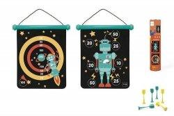 Scratch, rzutki magnetyczne, robot, M