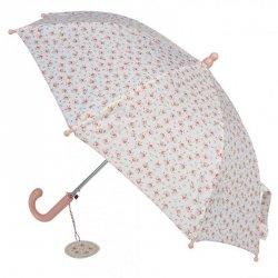 Rex, parasolka dla dzieci, różyczki