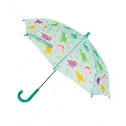 Sassandbell, parasolka dziecięca, dinozaury