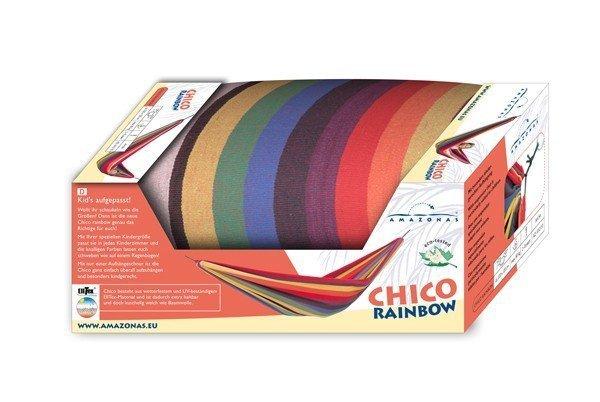 Amazonas, Hamak dziecięcy Chicco rainbow