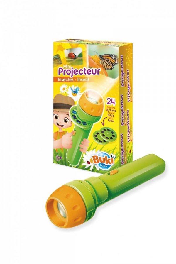 Buki, mini projektor, owady, 24 zdjęcia