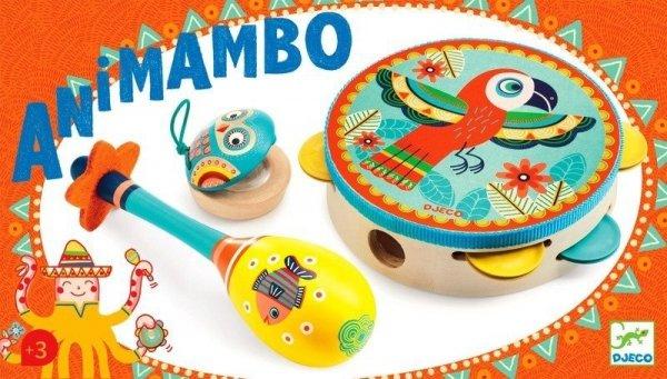 Djeco, zestaw instrumentów,