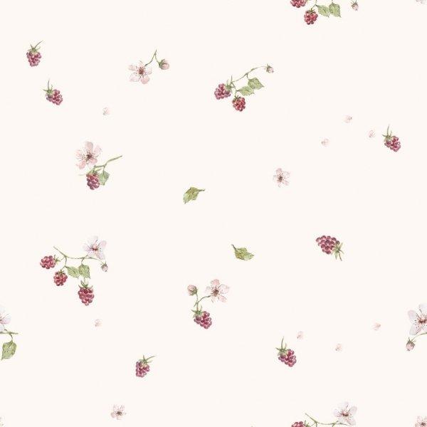 Samiboo, różowa pościel z wypełnieniem, różne rozmiary, maliny