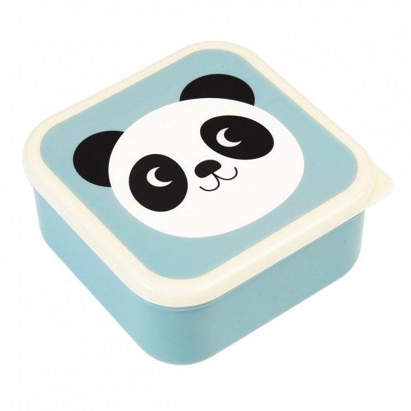 Rex, lunch boxy, 3szt, panda i przyjaciele