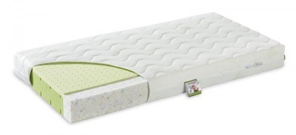 Fiki Miki, materac Sensitive, 120x60x12cm