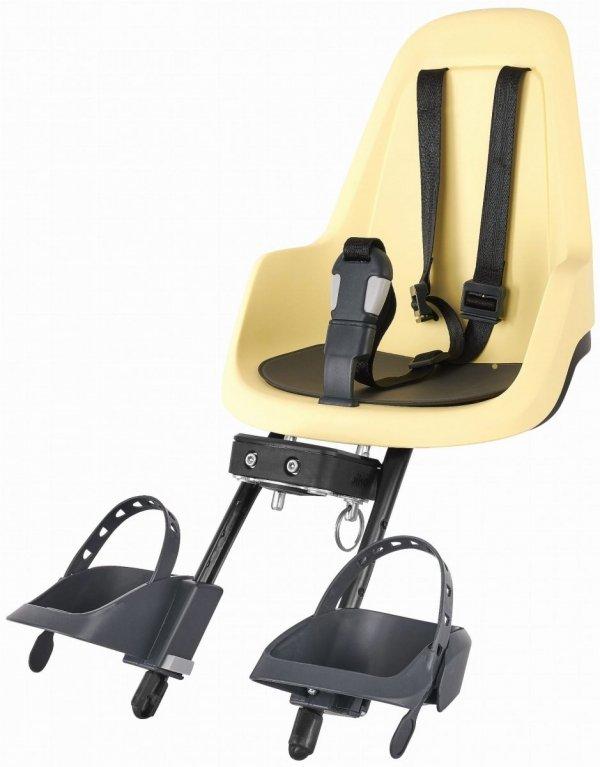 Bobike, fotelik rowerowy na przód, mini GO, różne kolory,