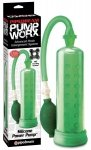 Pw Silicone Power Pump Green