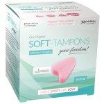 JoyDivision Soft-Tampons normal - tampony (3sztuki w opakowaniu)