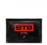 Feromony BTB próbka męska – chusteczka nawilżana 3ml