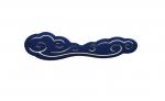 AVE Cirrus - Wibrator Klasyczny (niebieski)