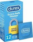 Durex Extra Safe - Prezerwatywy wzmocnione (1op./12szt.)