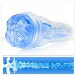 Masturbator Fleshlight Turbo Thrust Blue Ice - masturbator oralny