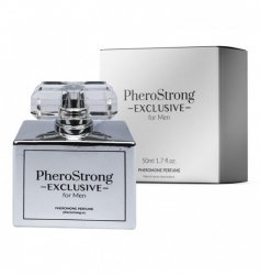 PheroStrong Exclusive for Men 50ml - Feromony dla mężczyzn