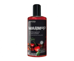 WARMup Cherry 150ml - olejek do masażu o zapachu wiśni