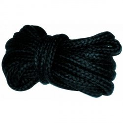 Sznur do krępowania Bond-X Seil auf Karte 5 m (rope, black)