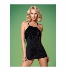 Obsessive 824-DRE-1 sukienka czarna L/XL