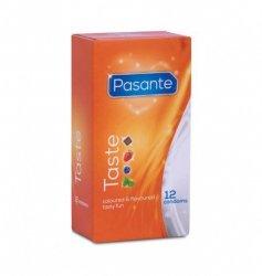 Prezerwatywy Pasante - Flavours (1 op. / 12 szt.)