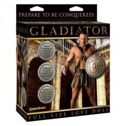 Gladiator Non Vibrating Doll