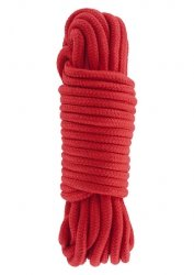 Bondage Rope 10 Meter Red