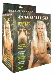 Magic Wild Cat Love Doll