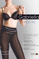 Gabriella Comfort 50 DEN code 400 rajstopy klasyczne