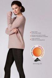 Gabriella Warm up! Fashion 200 Den code 412 rajstopy wzorzyste