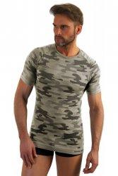 Sesto Senso Militaria kr.r. termoaktywna koszulka