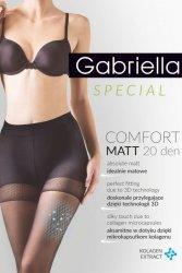 Gabriella Comfort Matt 20 Den code 479 rajstopy klasyczne