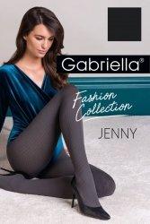 Gabriella Jenny code 442 rajstopy wzorzyste