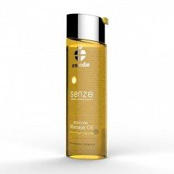 Swede Senze Massage Oil - olejek do masażu 75 ml (pomarańcza - lawenda)