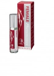 CP Female Pheromones 14ml perfumy z feromonami - damskie