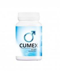 Cumex 65 kapsułek na poprawę nasienia