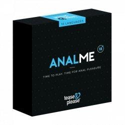 Tease&Please Xxxme Analme Time To Play, Time To Anal - gra erotyczna dla par