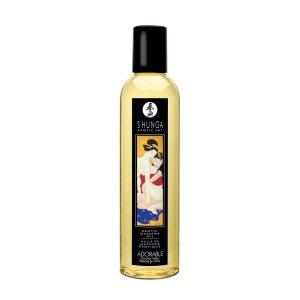 Shunga Adorable Massage Oil 250 ml - olejek do masażu pobudzający zmysły