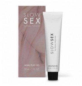 Bijoux Indiscrets Slow Sex Anal Play Gel - lubrykant analny na bazie wody