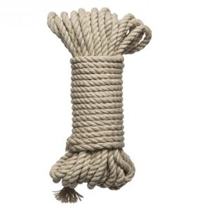 Kink by Doc Johnson - sznur do krępowania 9m x 6mm Hogtied Bind & Tie