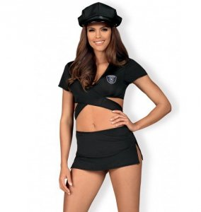 Obsessive Police uniform L/XL