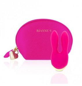 Rianne S Essentials Bunny Bliss - Wibrator Króliczek (różowy)
