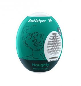 Satisfyer Masturbator Egg Naughty - masturbator jajko