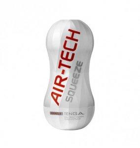 Masturbator Tenga Air-Tech Squeeze Gentle - kubek próżniowy masturbator oralny